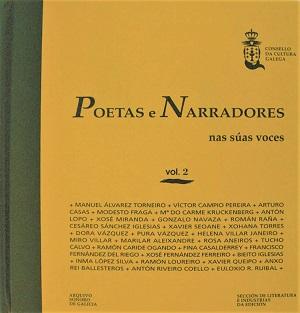 Poetas e narradores nas súas voces V II