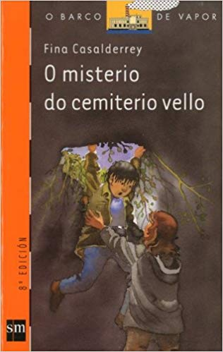 O misterio do cemiterio vello