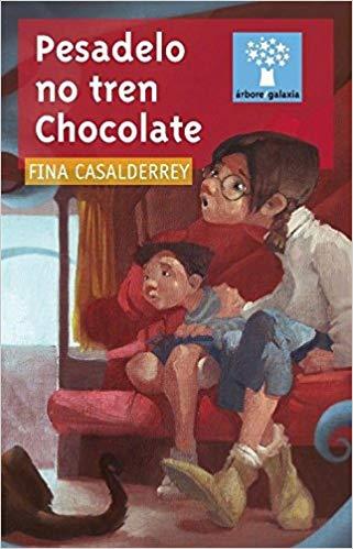 Pesadelo no tren de chocolate
