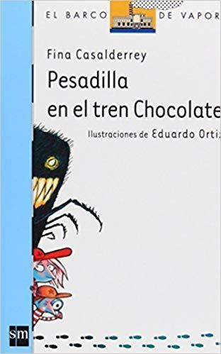 Pesadilla en el tren de chocolate