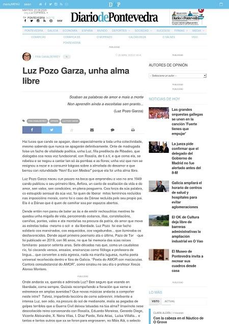 Luz Pozo Garza